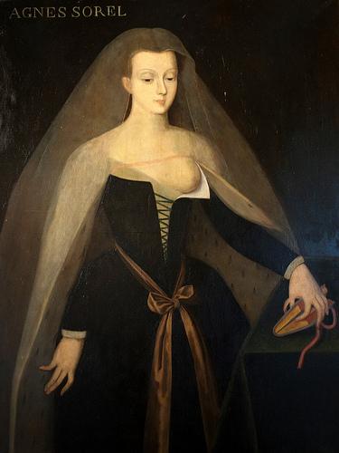 """Jean Fouquet: """"Agnès Sorel"""""""