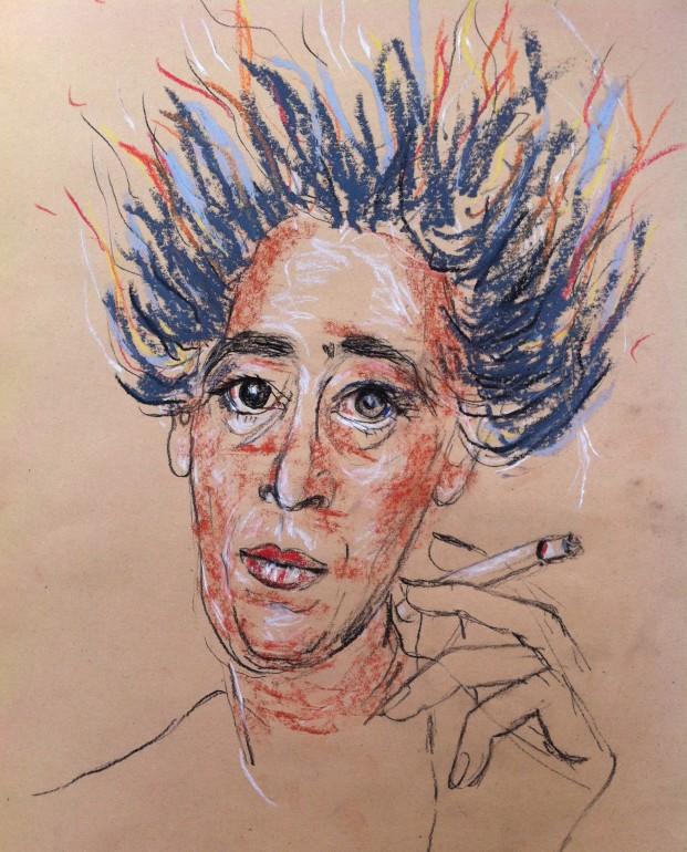 Carlos Obers (C) Hannah Arendt