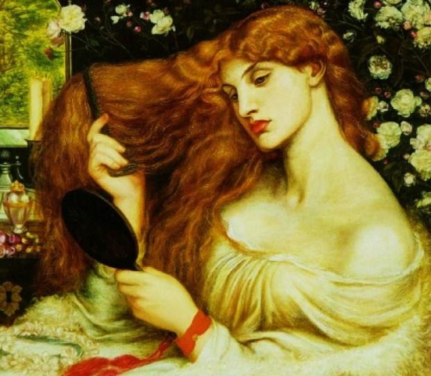 Elizabeth Siddal, painting by Dante Gabriel Rossetti, 1866, © Tate Gallery London
